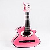 Guitarra Jpk Acústica Junior Boquete Rosado