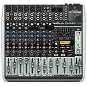 Consola Xenyxqx1222usb Mezclador Audio