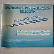 Libro Relámpago Flauta