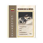 Libro Clásicos Colombiana Piano Vol 2