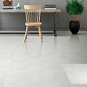 Piso Cerámico Tíber Blanco Anco Cara Diferenciada 45.8x45.8 Caja 1.89m2