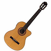 Guitarra Frcg44ctvnt Electroacústica Vinotinto
