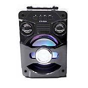 Parlante Altavoz Bluetooth Radio Fm Usb Sd Microsd