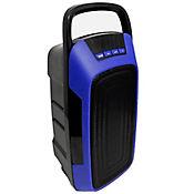 Parlante Portátil Radio Fm Bluetooth Tf 3 Sd Usb