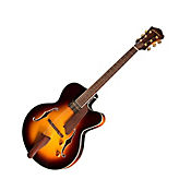 Guitarra Ar403cesb Hollow Archtop Sunburst