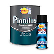 Pintulux Máxima Protección Galón Blanco GRATIS Aerosol Blanco Mate