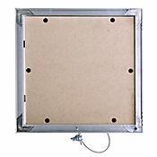 Tapa Regular Invisible 40X40 Drywall