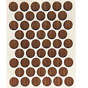 Caja x 2500 Tapatornillos Adhesivos de 14 mm Milano