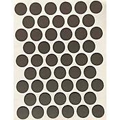Caja x 2500 Tapatornillos Adhesivos de 14 mm Nebia
