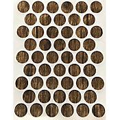 Caja x 2500 Tapatornillos Adhesivos de 14 mm Senda
