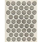 Paq x 50 Unds Tapatornillos Adhesivos de 14 mm Lunar