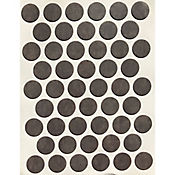 Paq x 50 Unds Tapatornillos Adhesivos de 14 mm Ferrata