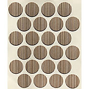Caja x 1200 Tapatornillos Adhesivos de 20 mm Serena