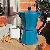 Cafetera Italexpress 6 Tazas Colores Surtidos