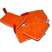Paquete x 4 Unidades Esponja Multiusos Microfibra 12x18 cm