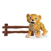 Anim Disney T8 Gaspar Bebe Leopardo