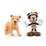 Anim Disney T3 Minnie Y Kiara Bebe Leona