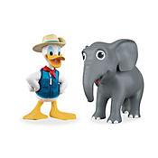Anim Disney T2 Donald Y Eduardo Elefante