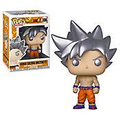 Funko Pop Animation Dbs - Goku (Ultra Instinct Form)