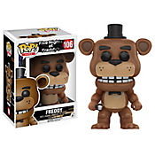 Funko Pop Games Fnaf - Freddy