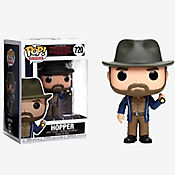 Funko Pop Tv Stranger Things-Hopper W/Flashlight