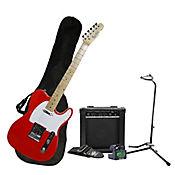 Combo Guitarra Telecaster Amplificador + 5 Accesorios