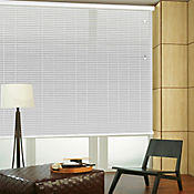 Persiana Horizontal De Aluminio 50 mm Color Natural A La Medida Ancho Entre 150.5-165  cm Alto Entre  350.5-375 cm