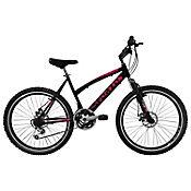 Bicicleta Dama R26 21Vel Shimano Negro