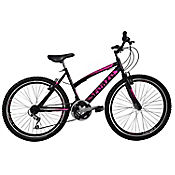Bicicleta Dama R26 Doble Pared 18Vel Negro