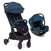 Coche Travel System Pact Azul