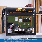 Generador a Gasolina 1.2Kw 110V 6Lt  GG1500