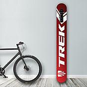 Soporte de Pared para Bicicleta Diseños Trek Red/White