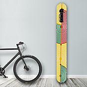 Soporte de Pared para Bicicleta Diseño Handcraft Collar