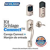 Kit Connect Camelot Satín + Manijón Izquierdo + Instalación