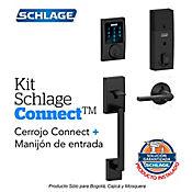 Kit Connect Century Negro + Manijón + Instalación