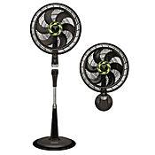 Ventilador 2 en 1 Extreme Negro Control Remoto
