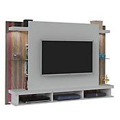 Panel Maximus para TV de Hasta 55 Pulgadas 200x35x136 Blanco/Antique
