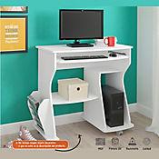 Mesa para Computadora 160 - 88x46x78 Blanco