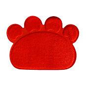 Set x 2 Tapete Conformat Pet 45x60cm Rojo
