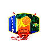 Kit de Baloncesto Cancha y Balón