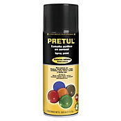 Aerosol Color Solido 300 ml Negro Brillante