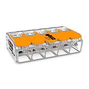 Conector Palanca 5 Polo Punto Test 20-10 Awgx15