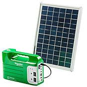 Sistema De Iluminación Solar Residencial