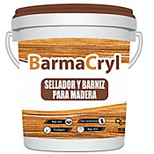 Barmacryl Barniz para Madera Galon Cafe