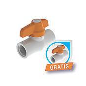 Set X 24  Unión Roscada Gratis 1 Válvula 1/2Pulg