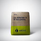 Cal Hidratada Uso General Argos 10kg