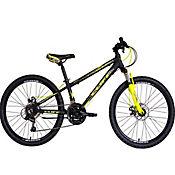 Bicicleta Lizard Rin 24 2020 Negro-Amarillo