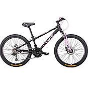 Bicicleta Lizard Rin 24 2020 Nero-Rosado