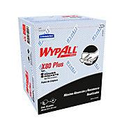Paño Wypall X80 Power Pockets Azul Paquete 30Und