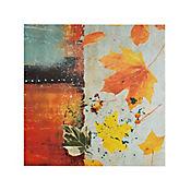 Canvas 50x50 Hojas Otono
